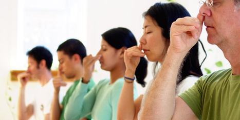 Cours collectifs de Yoga Nidra et de Pranayama 2015 -2016 | Shiatsu | Scoop.it
