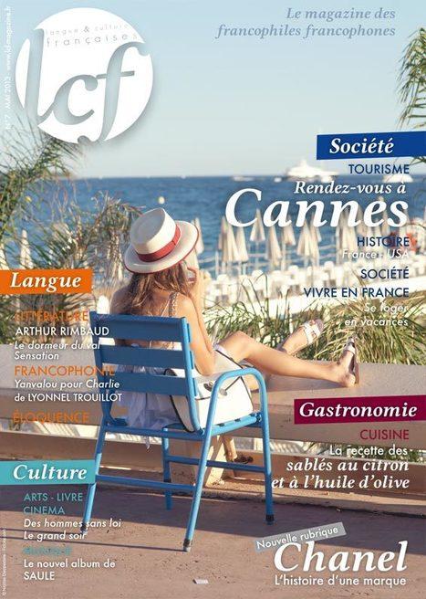 Le premier magazine de FLE gratuit à télécharger sur www.lcf-magazine.fr | Franglophonie | Scoop.it