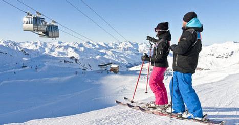 3 Vallées Station de ski Val Thorens | Station et infos pratiques | Scoop.it
