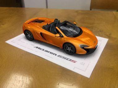 Configurez votre McLaren 650S en réalité augmentée depuis votre iPad - iPad mini, iPad Air, iPad 2 en France avec VIPad.fr, le blog iPad | Réalité augmentée and e-commerce | Scoop.it