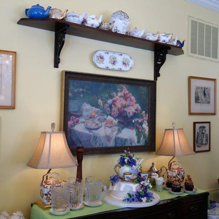 Host a Downton Abbey-Inspired Bridal Shower   Wedding Ideas   Scoop.it