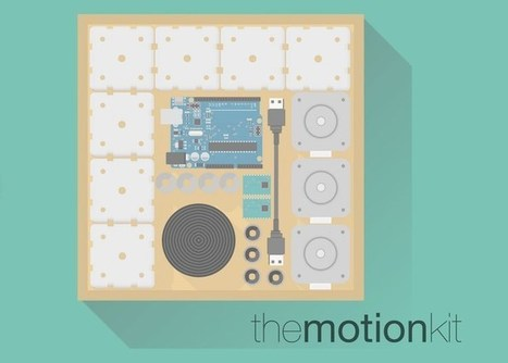 TheMotionKit Arduino Educational Kits Unveiled (video) | STEM | Scoop.it