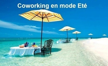 Agenda Juillet 2014 | Coworking  Mérignac  Bordeaux | Scoop.it