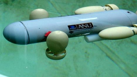 Drone Submarine for Surveillance | Unmanned Vehicle Systems | Scoop.it