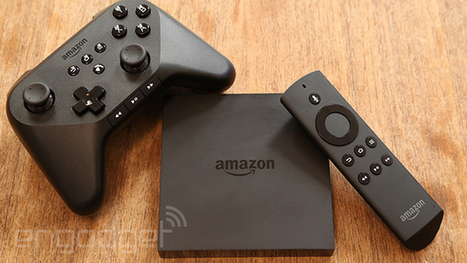 Amazon Fire TV review: the set-top that tries to do everything | Geek Stuffs | Scoop.it