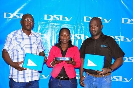 Multichoice Uganda Unveils the Dstv Zapper Decoder   Rosand Post   NDAWULA ROBERT   Scoop.it