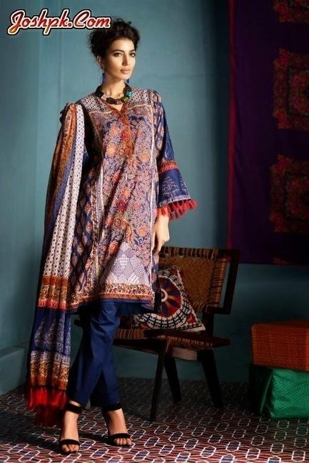 Khaadi Colorful Summer Wear Dresses 2014 For Women   joshpk   Scoop.it