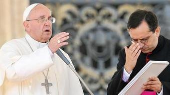 Pope seeks to shift Catholic Church's priority from dogma to mercy - Los Angeles Times | Grade Nine Religion | Scoop.it