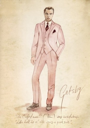 All that Gatsby: Dressing the men | Vintage and Retro Style | Scoop.it