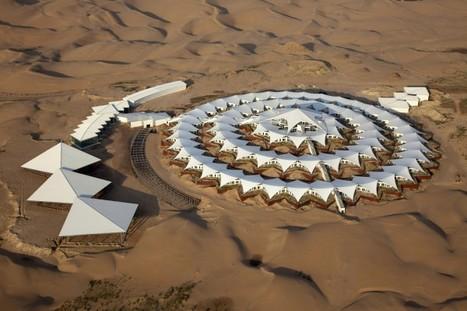 Lotus du Désert, par PLaT architects | Architecture pour tous | Scoop.it