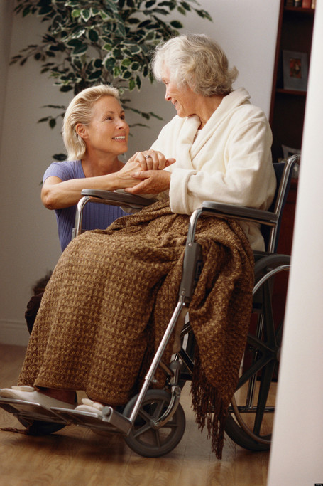 Taking Stock of a Loved One's Health Over the Holidays | Senior Assisted Living | Scoop.it