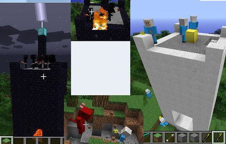 Scapecraft Mod for Minecraft 1.5.1/1.4.7 | Free Download Minecraft | Scoop.it