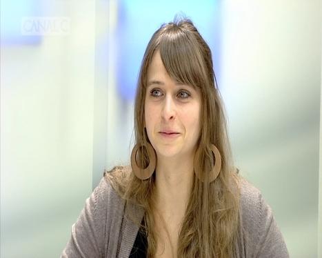Notre invitée: Aude Giovanelli | Action job étudiant | Scoop.it