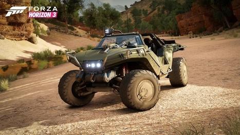 Microsoft Brings Halo Warthog to Forza Horizon 3 - WinBuzzer | Xbox - CompuSpace | Scoop.it