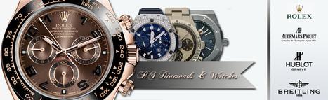 Mens Diamond Watch | Internet | Scoop.it