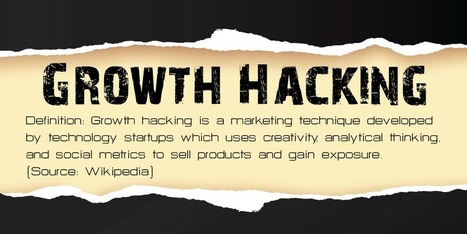 Cos'è il Growth Hacker e perché sarà la professione del futuro (e un corso per diventarlo) | trepuntozero R&D | Scoop.it