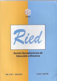 RIED, Vol. 15.2 (julio, 2012) | Contextos universitarios mediados | Educación a Distancia y TIC | Scoop.it