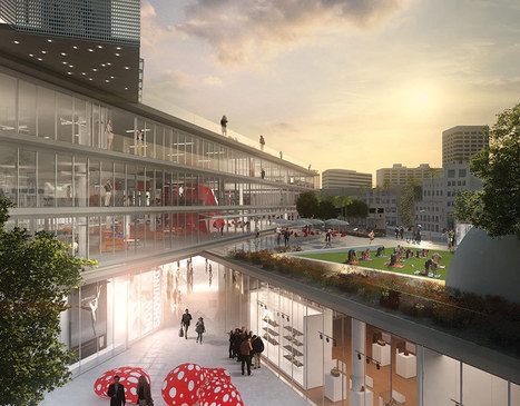Rem Koolhaas Designs a New Mixed-Use Development in Santa Monica | Healthy Homes Chicago Initiative | Scoop.it