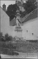 Châteauneuf et Jumilhac: Les morts de la Grande Guerre à Châteauneuf-sur-Cher | Rhit Genealogie | Scoop.it