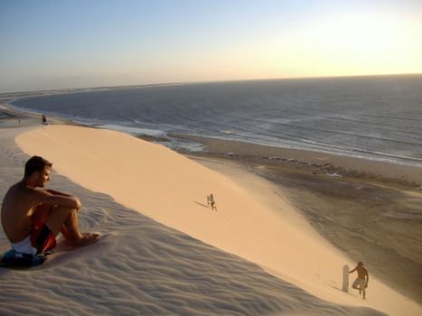 Dune Surfing in Brazil | Portuguese Blog | Scoop.it