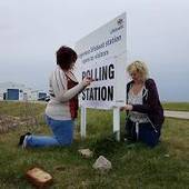 Polls closed in council elections | The Indigenous Uprising of the British Isles | Scoop.it
