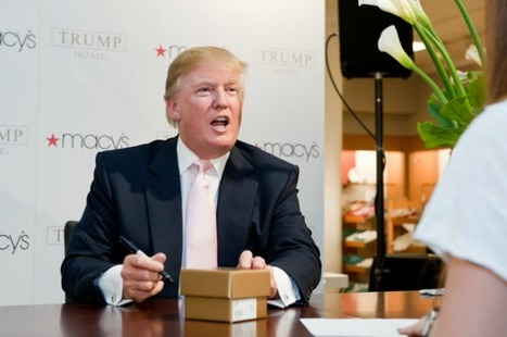 Nearly 400,000 People Call On Macy's To Dump Donald Trump | Coffee Party News | Scoop.it