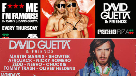 David Guetta se separa, en las vallas publicitarias de Ibiza | Divorce Community | Scoop.it