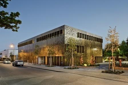 Fraunhofer-Institute TZA / JSWD Architekten | Digital-News on Scoop.it today | Scoop.it