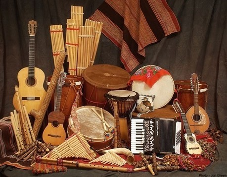 Traditional Music Instruments of the World | Services | Scoop.it