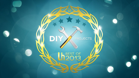 Most Popular DIY Projects of 2013 | Design to Humanise | Scoop.it