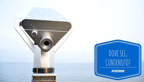 Creare contenuti di valore su Facebook non basta - socialmediacoso   Social Media Consultant 2012   Scoop.it