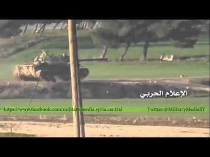Syrian Army & Allies Take Control of Misqan & Ihras (VIDEO) | Global politics | Scoop.it