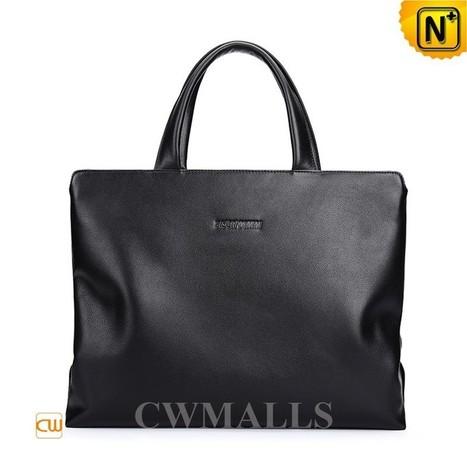 CWMALLS® Mens Black Laptop Briefcase CW906301   Mens Business Bags   Scoop.it