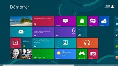 Raccourcis clavier de Windows 8 : la liste complète | Management et promotion | Scoop.it