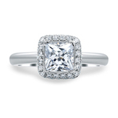 Designer Engagement Rings, Diamond Engagement Rings by A. Jaffe | Business events for women | Scoop.it