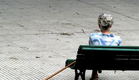 Cinq millions de Français souffrent de solitude   La presse et la classe de fle   Scoop.it