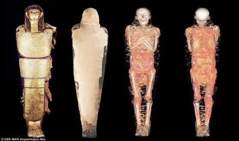 El Museo Arqueológico de Madrid imprimirá sus propias momias | Creatividad en la Escuela | Scoop.it