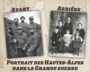 Avant / Arrière Portrait des Hautes-Alpes dans la Grande Guerre | Sonart agence audiovisuelle | Scoop.it