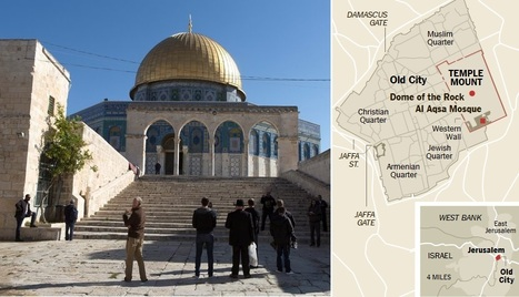 Mistrust Threatens Delicate Balance at a Sacred Site in Jerusalem | Human Geography | Scoop.it