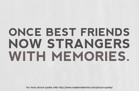 Lost Friendship Quotes for him - LOVE QUOTES FOR HIM | Valentines Day 2013 | Scoop.it