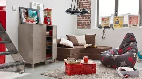 [diaporama] Idées pratiques pour l'aménagement des petits espaces | Decoration Mydesign | Scoop.it