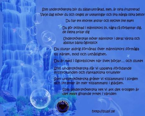 Förvånas aldrig över människors förmåga | susf.se | Sveriges Undersköterska & Specialistundersköterska Förening, SUSF | Scoop.it