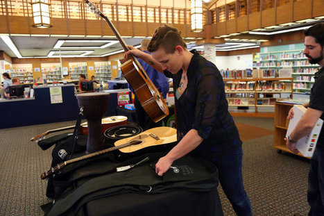 These Public Libraries Are for Snowshoes and Ukuleles | Libraries of the Future | Scoop.it