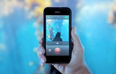 La microvidéo envahit le web mobile (vidéo) | Going social | Scoop.it