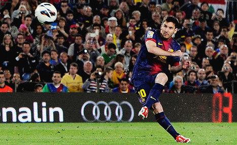 Messi, Ronaldo, Ribery finalists for UEFA Best Player in Europe award - SI.com   ronaldo   Scoop.it