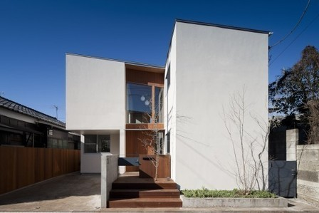 [Tokyo, Japan] Coupled House / Naoi Architecture & Design Office | The Architecture of the City | Scoop.it