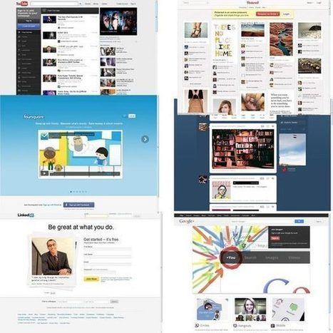 6 Social Sites Sitting On The Cutting Edge | The Perfect Storm Team | Scoop.it