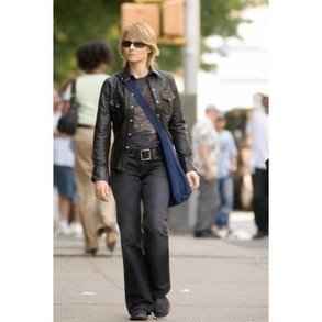 The Brave One Erica Bain Leather Jacket - Women Leather Jackets | Women Leather Jackets | Scoop.it