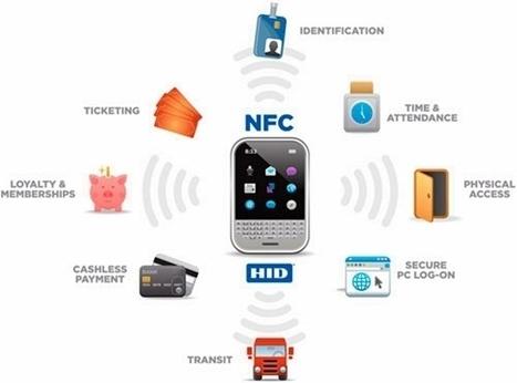Toulouse-Blagnac : 1er aéroport au monde à tester le NFC (techno sans contact) | Médias sociaux et tourisme | Scoop.it