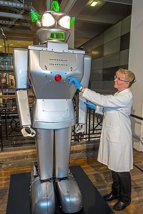 L'un des premiers humanoïdes de l'Histoire pourrait connaître une seconde vie - H+ MAGAZINE | Une nouvelle civilisation de Robots | Scoop.it